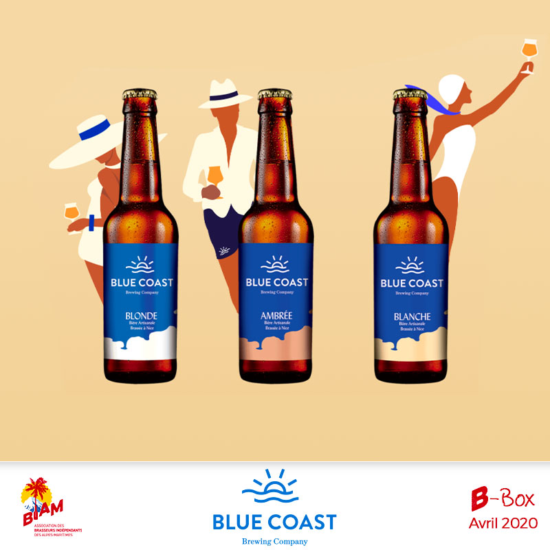 B-Box : Brasserie Blue Coast